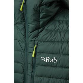 Rab Microlight Alpine Jacke Herren pine